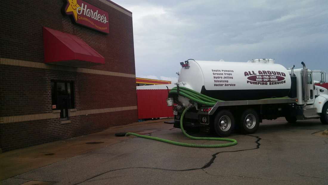Grease Trap Services Lake in the hill, IL