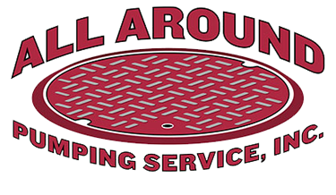 All Around Pumping Logo